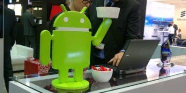 Android gør sig lækker overfor erhvervskunderne