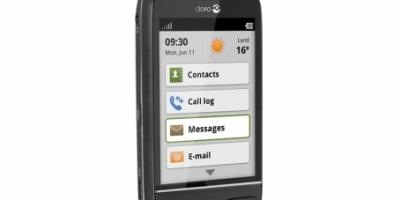 Doro PhoneEasy 740 – smartphone til de smarte ældre
