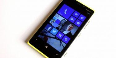 Demo af kamera feature i Lumia 920