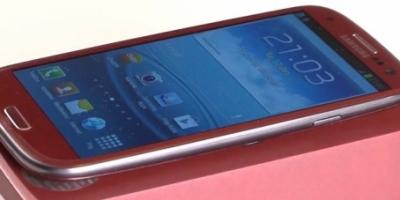 Galaxy S III: En af verdens hurtigst sælgende smartphones