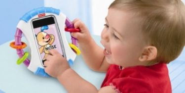 "Fisher Price ""Laugh & Learn"" – babyer kan nu lege med iPhonen (produkttest)"