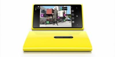 Europæerne er vilde med Lumia 920