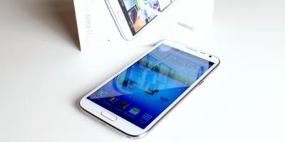 Samsung Galaxy Note II  – den er GREAT (mobiltest)