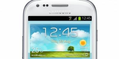 Samsung Galaxy S III Mini – alle specifikationerne