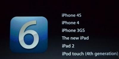 Så er Apples iOS 6 klar til download