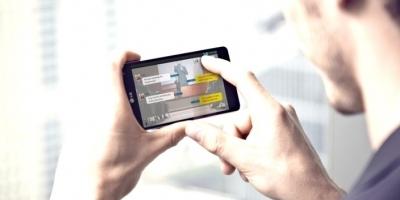 LG Optimus G – først til Europa i 2013