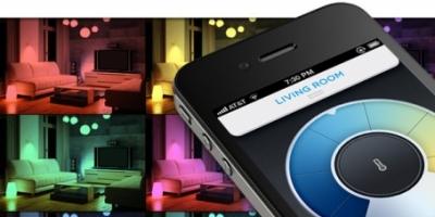Lad din smartphone styre dit lys i hjemmet