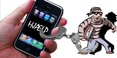 En spærret mobil virker i nogle lande
