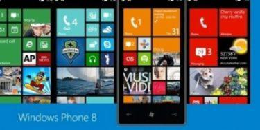 Windows Phone 8 klar til erhvervskunder