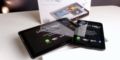 Samsung Galaxy Tab 2 – for dyr og uden ambitioner (produkttest)