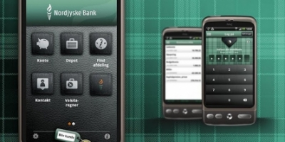 Nordjyske bank kommer med app til Windows Phone