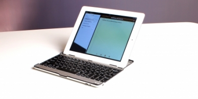 Aluminum Bluetooth keyboard til iPad (produktest)
