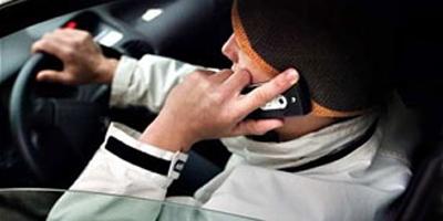 Fangsten af mobil-farlige bilister er fordoblet