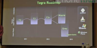 Nvidia Tegra 3 kommer i 30 smartphones i år