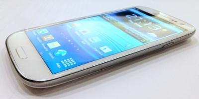 Samsung Galaxy S III – kæmpe mobiltest