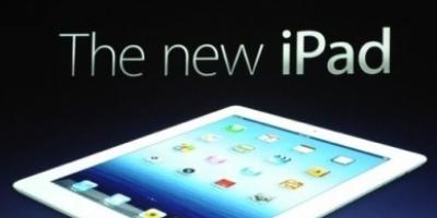 Apple begynder at fjerne 4G-betegnelsen fra Den nye iPad