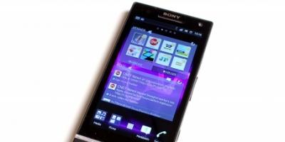 Sony Xperia S – første smartphone uden Ericsson (mobiltest)