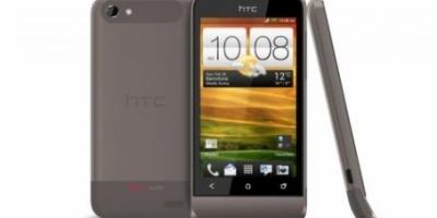 HTC One V – se specifikationerne her