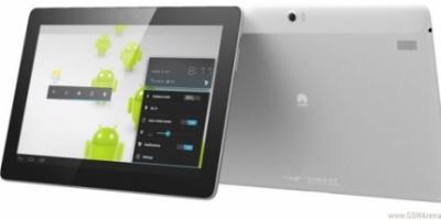 Huawei Mediapad – se specifikationerne her