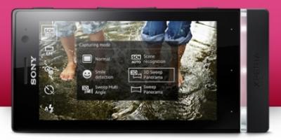 Sony Xperia U – Specifikationer