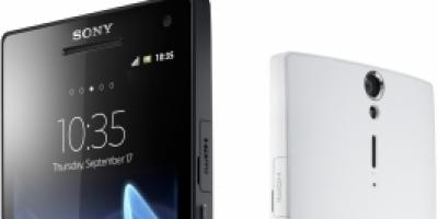 Sony Xperia S – Sony's første topmodel