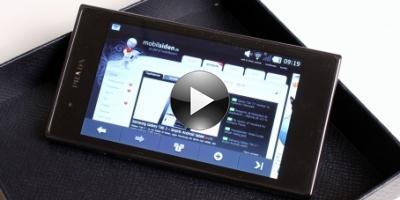LG Prada 3.0 – catwalk-model der holder (videotest)