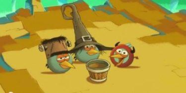 Snart kan du spille Angry Birds på Facebook