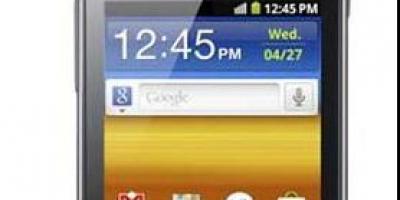 Samsung Galaxy Y – mobilen for de unge? (mobiltest)