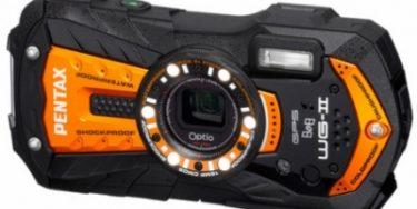 Vandtæt kamera fra Pentax