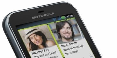 Motorola Defy+ – mere vandtæt end stødsikker (mobiltest)