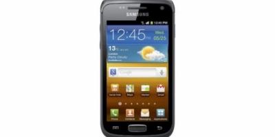 Samsung Galaxy W – W for Wonder? (mobiltest)