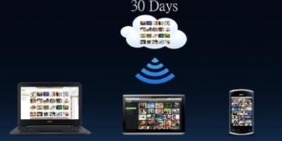 Acer kopierer iCloud – velkommen til AcerCloud