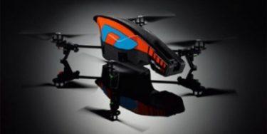 Parrot afslører ny Drone på vej