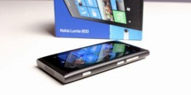 Nokia Lumia 800 – den bedste Nokia i flere år (mobiltest)
