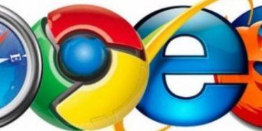 Chrome overhaler Firefox