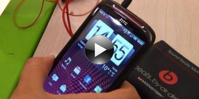 Et kig på HTC Sensation XE – en musikmobil