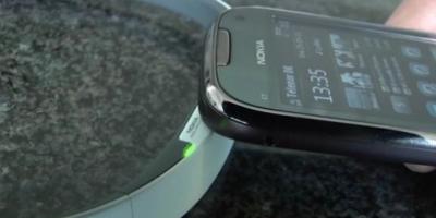 Nokia markedsleder på NFC