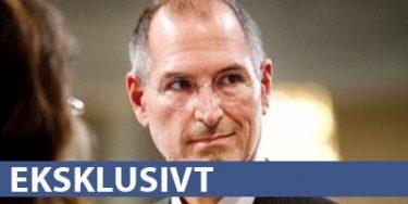 Dansk erhvervsmand: Steve Jobs var meget mere end et ikon