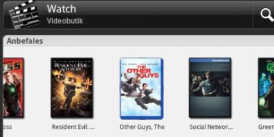 HTC Watch – er filmtjenesten noget værd? (produkttest)