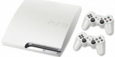 Nu kommer PS3 i hvid