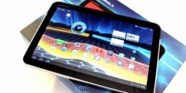 Motorola Xoom – en Android-tablet med power (produkttest)