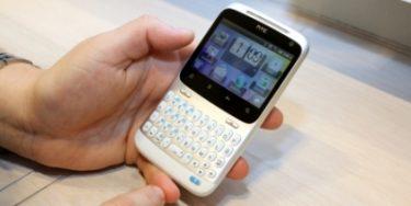 Er HTC ChaCha værd at byde op til dans? (mobiltest)