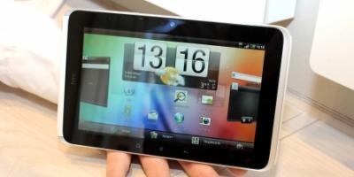 HTC Flyer er god – men ALT for dyr (produkttest)