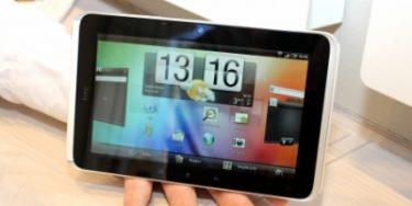 HTC Flyer – vores første indtryk