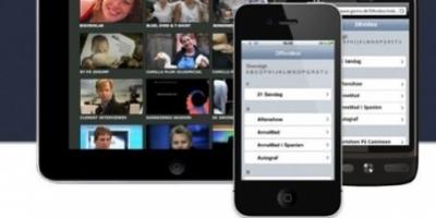 DR lukker TV-app'en DRvideo