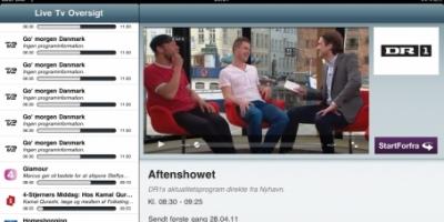 Stofa TV-app til iPhone og iPad er MUST have! (produkttest)