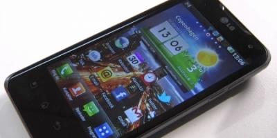 Massive problemer med LG Optimus 2X