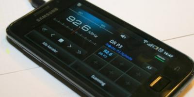 Android 2.3 på vej til Galaxy S