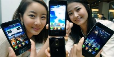 Flere detaljer om LG Optimus 2X