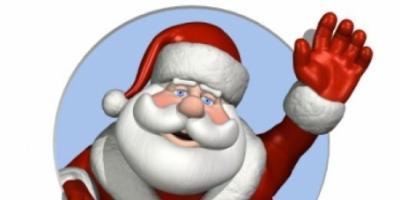 Julemanden – her er hans telefonnummer